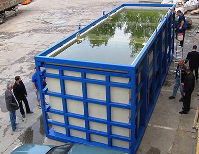Очистка сточных вод на гальваническом производстве