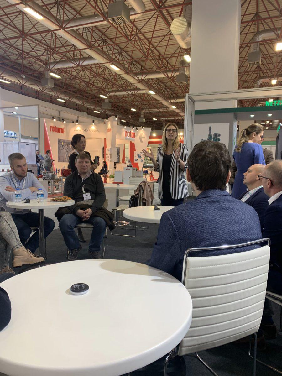 Выставка IFAT 2019, Стамбул