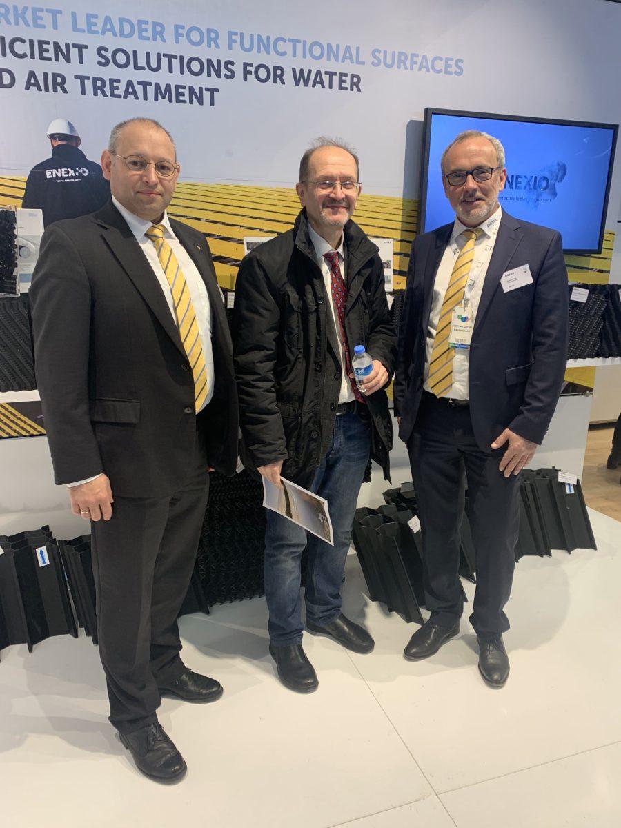 IFAT Stambul 2019 ENEXIO